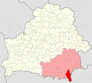Брагинский район Беларуси