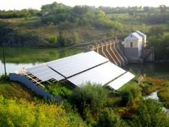 Солнечные электростанции на на малых ГЭС