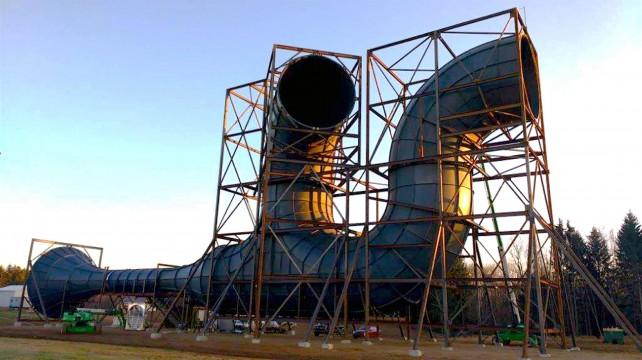 Технология ветровых турбин Invelox