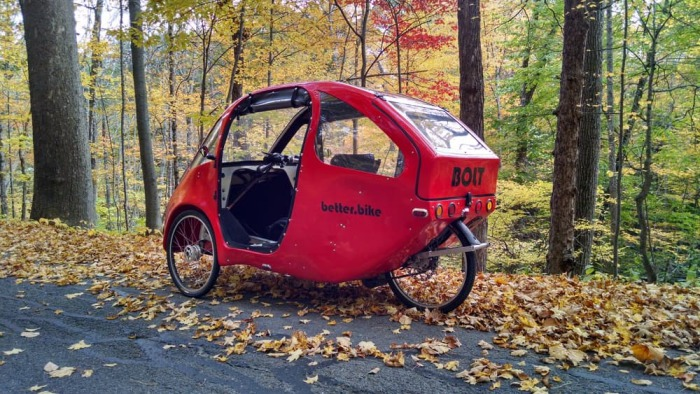 Экологически чистый транспорт для города