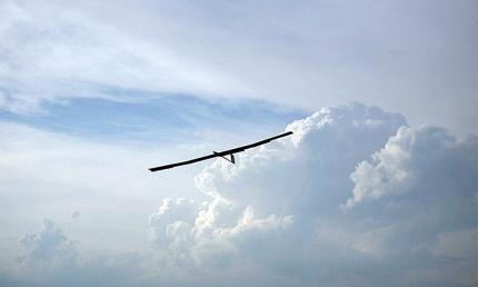 Беспилотник ЛА-252 Аист может находиться в воздухе до 100 дней
