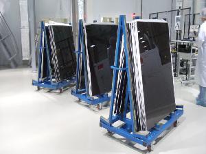 Солнечные модули из Чувашии