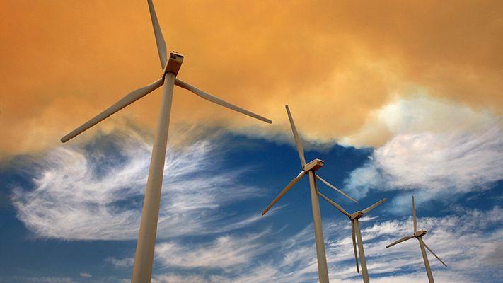 К 2050 году мир получит 5,806 ГВт ветровой энергии