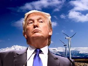 Трамп и будущее зеленой энергетики