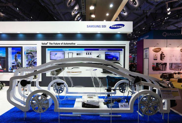 Аккумуляторы для авто от Самсунг