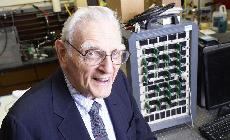 Новый тип батарей от изобретателя литий-ионного аккумулятора