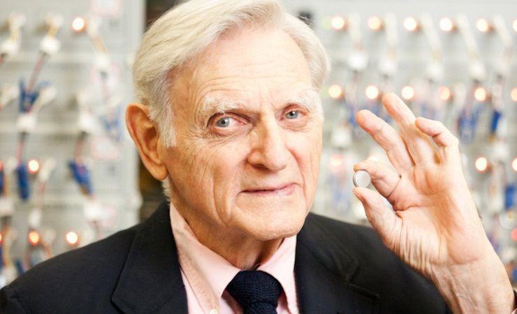 Создатель литий-ионных аккумуляторов представил новый тип аккумуляторов