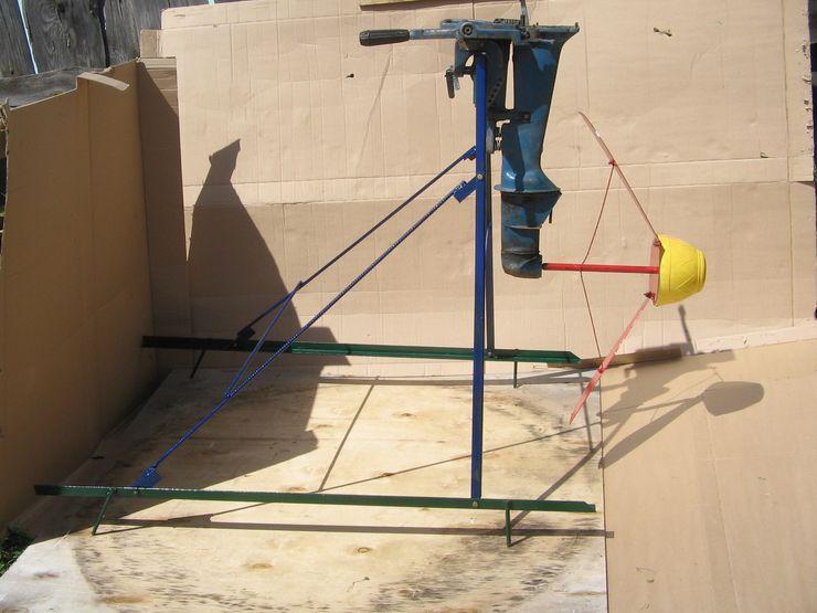 Верторная микро–ГЭС, рис.3