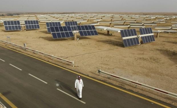 Саудовская Аравия будет производить 10% электроэнергии с помощью возобновляемых источников