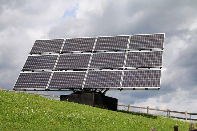 Солнечная энергетика к 2030 году