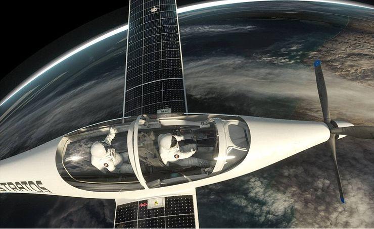 Космический туризм на солнечной энергии