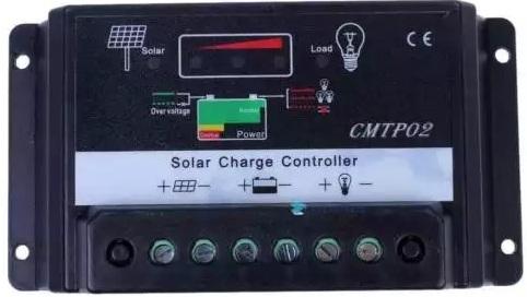 Контроллер заряда
