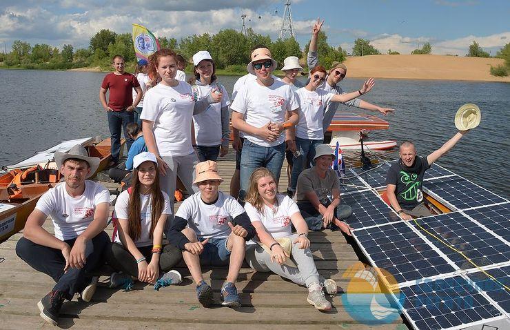 Солнечная регата - студенческие разработки лодок на солнечной энергии
