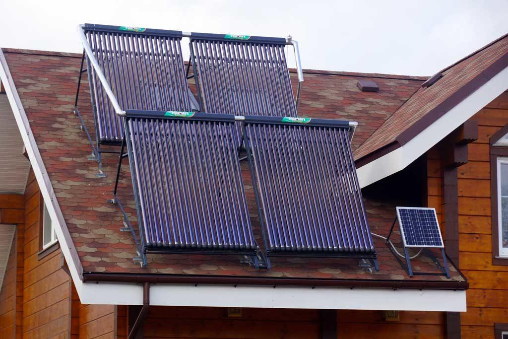 Как использовать солнечную энергию в домашних условиях?