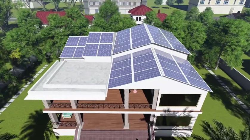 Как создать солнечные батареи для своего участка