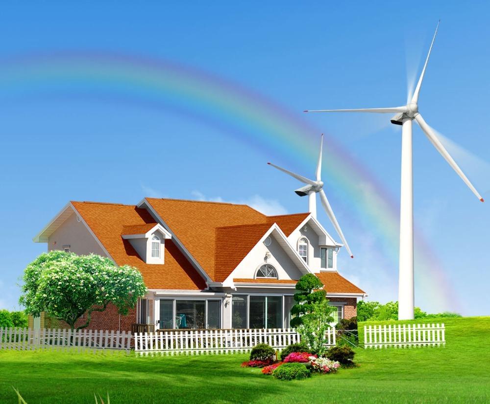 ветровой генератор для дома своими руками