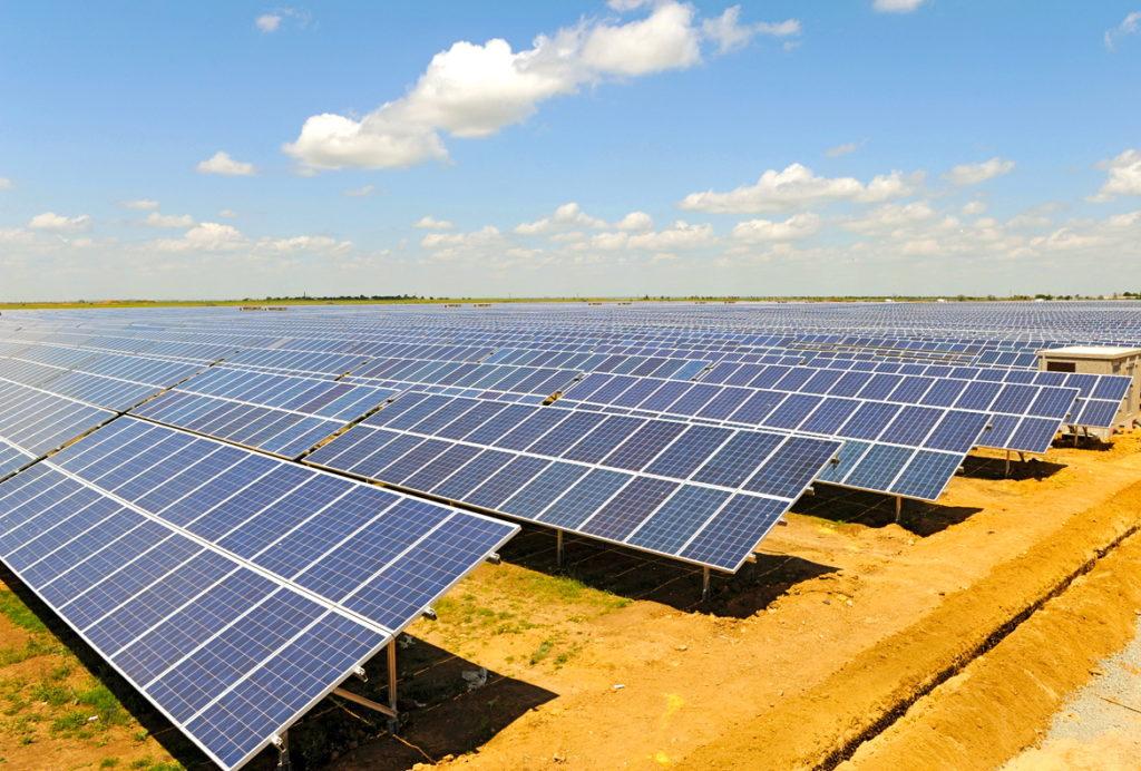 Солнечная электростанция как источник энергии