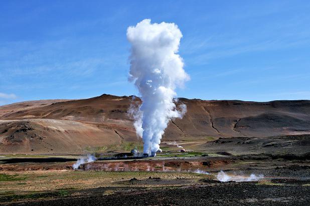 Энергия геотермальных источников
