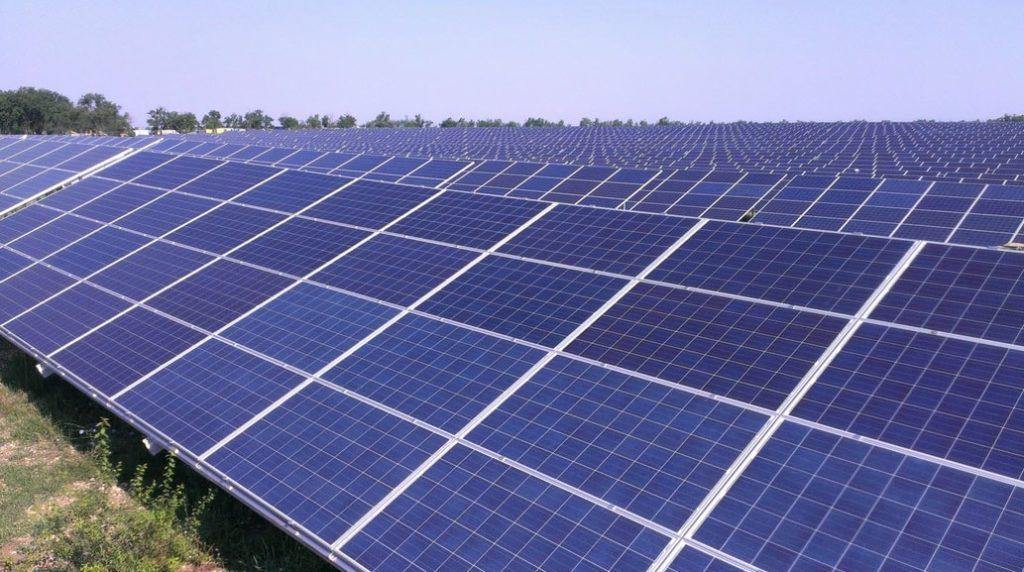 Кремниевые солнечные модули