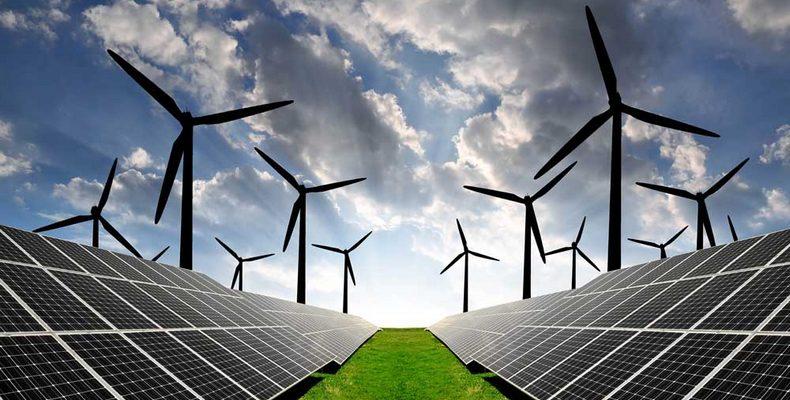Развитие альтернативных источников энергии в Европе