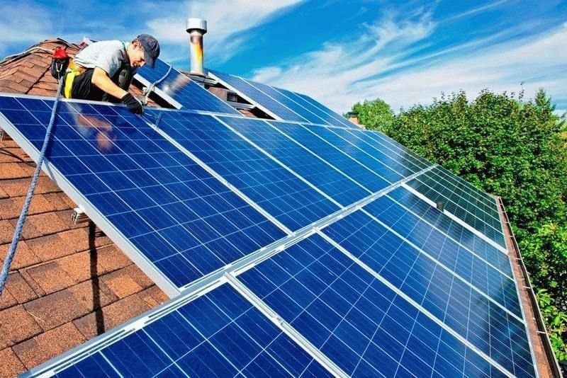 Расчет стоимости солнечной энергии для отдельного пользователя
