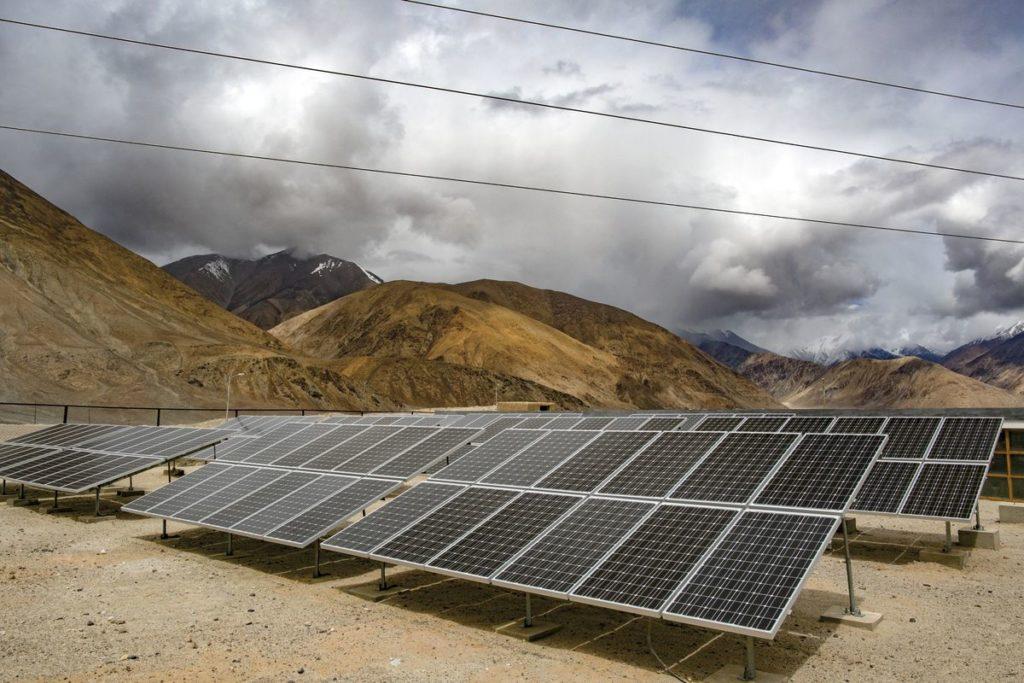 в каких областях используют солнечную энергию?