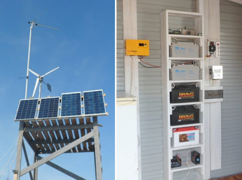 сколько энергии вырабатывает солнечная батарея