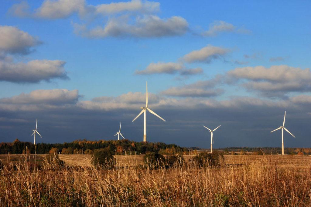 Использование энергии ветра