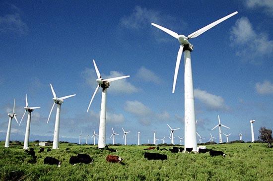Как получить энергию ветра