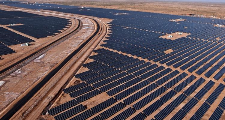 Производство солнечной энергии