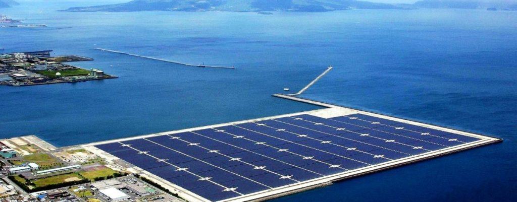 Солнечная альтернативная энергия