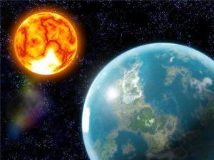 Солнечная энергия на Земле