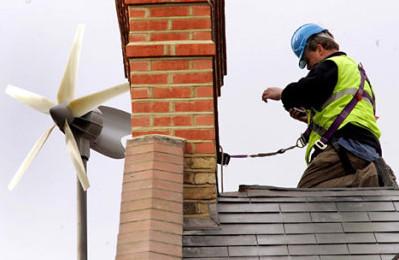 ветряная электростанция в домашних условия