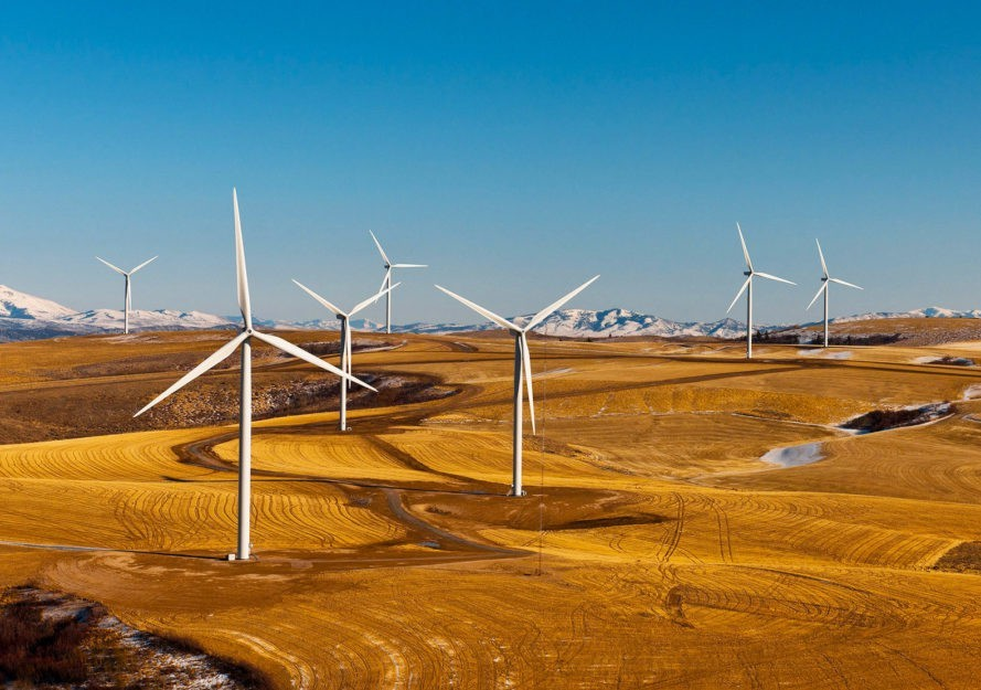 возобновляемая энергия ветра
