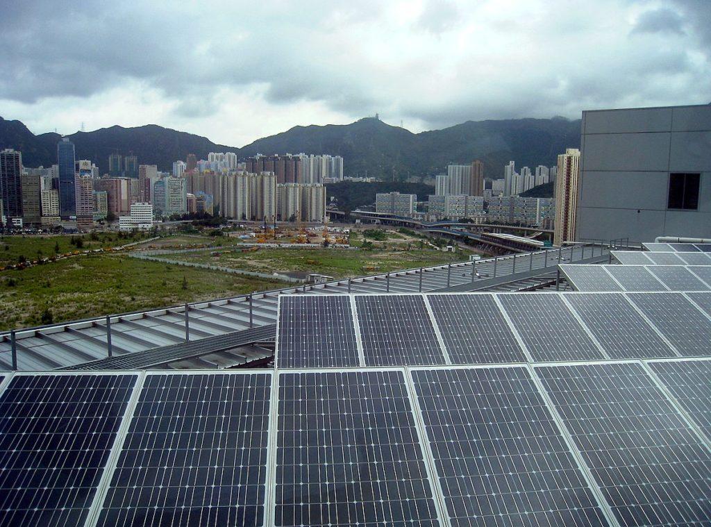 солнечная энергия в процессе добычи