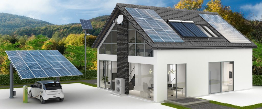 Альтернативные виды энергии для дома и особенности их использования