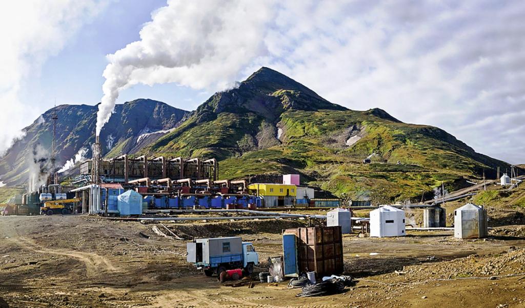 Виды источников геотермальной энергии