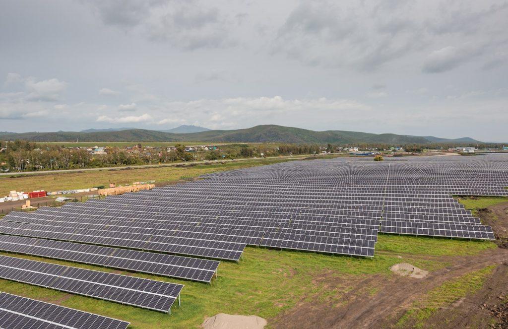 Исянгуловская солнечная электростанция