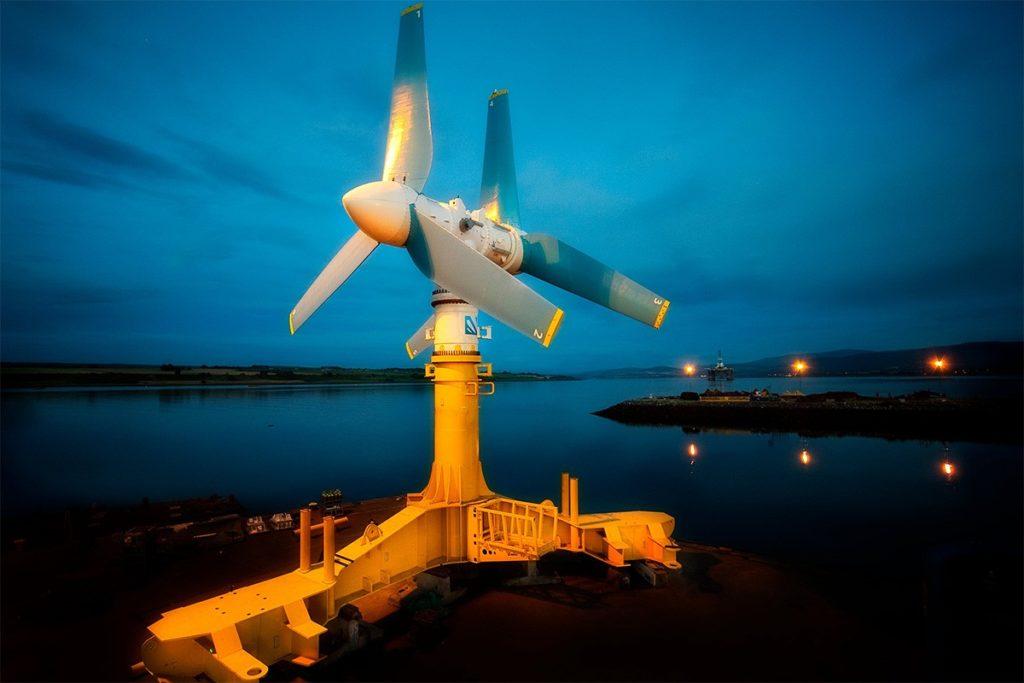 Плюсы приливных электростанций
