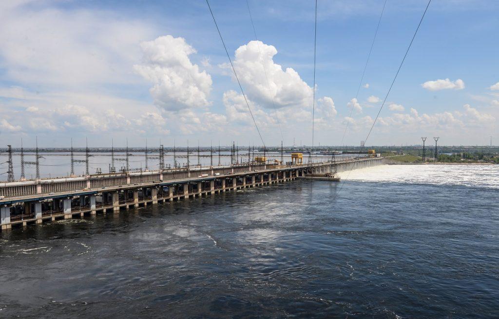Крупнейшие станции ГЭС в России на реке Волге