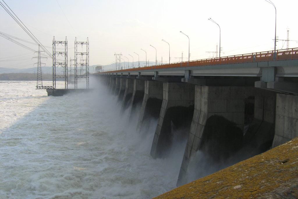 Жигулевская гидроэлектростанция