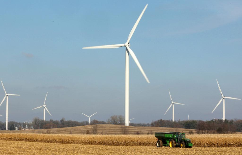 Горизонтальные ветрогенераторы: особенности конструкции