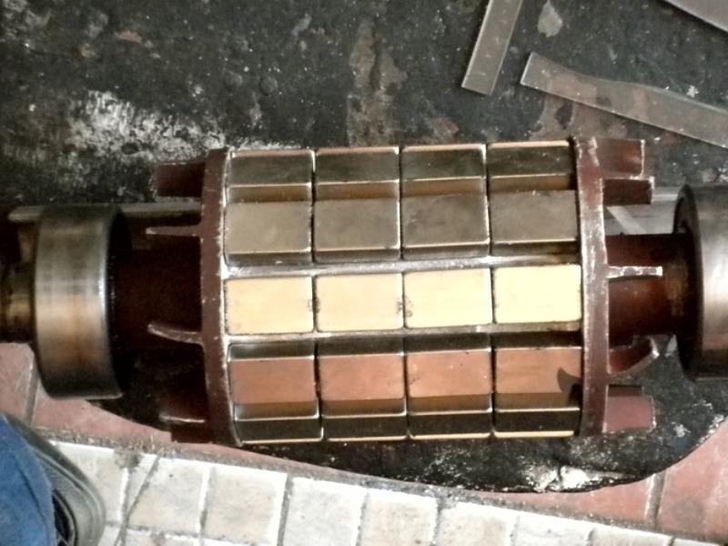 Изготовление ветрогенератора своими руками из асинхронного двигателя