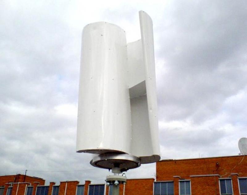 Где разместить вертикальный самодельный ветрогенератор