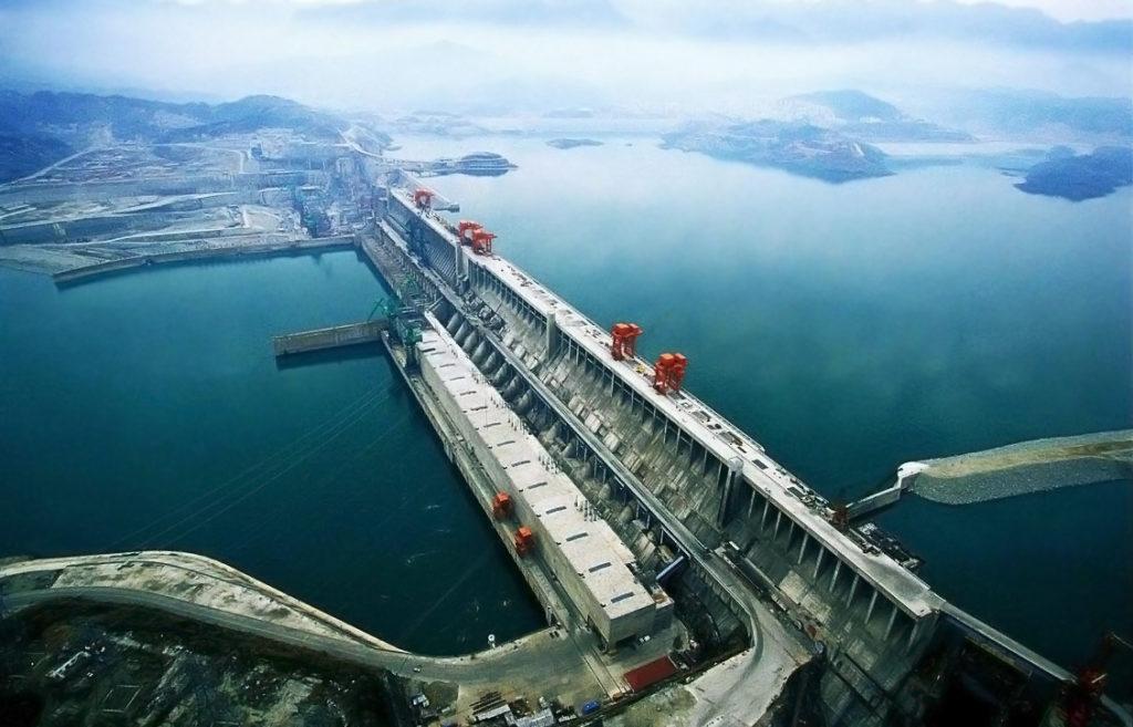 Крупнейшие по мощности ГЭС мира: тройка лидеров