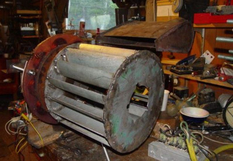 Как построить мини-ГЭС на основе водяного колеса
