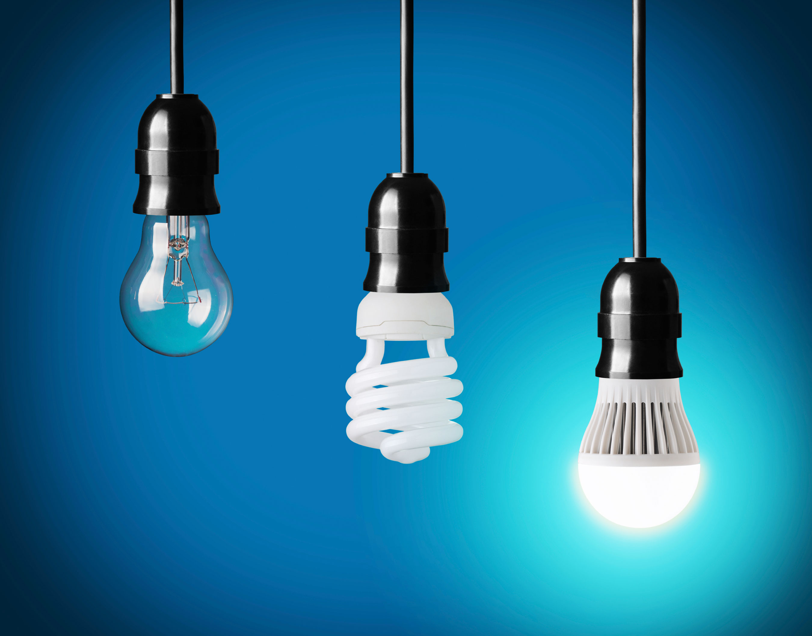 Разница между люминесцентной и светодиодной лампой: итоги