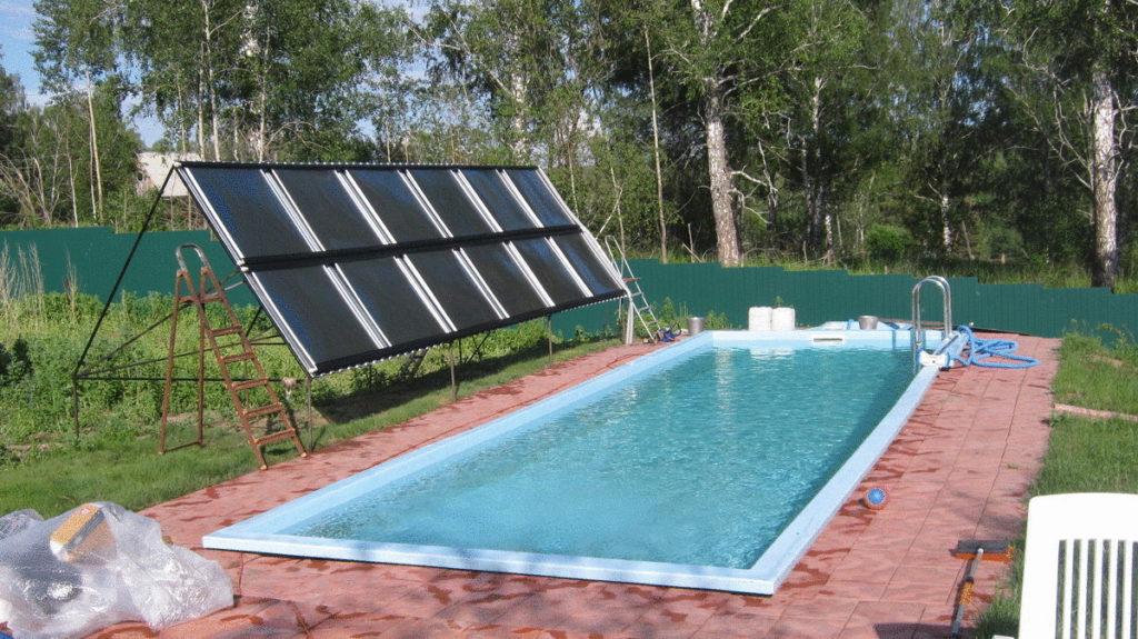 Как сделать водонагреватель на солнечных батареях своими руками