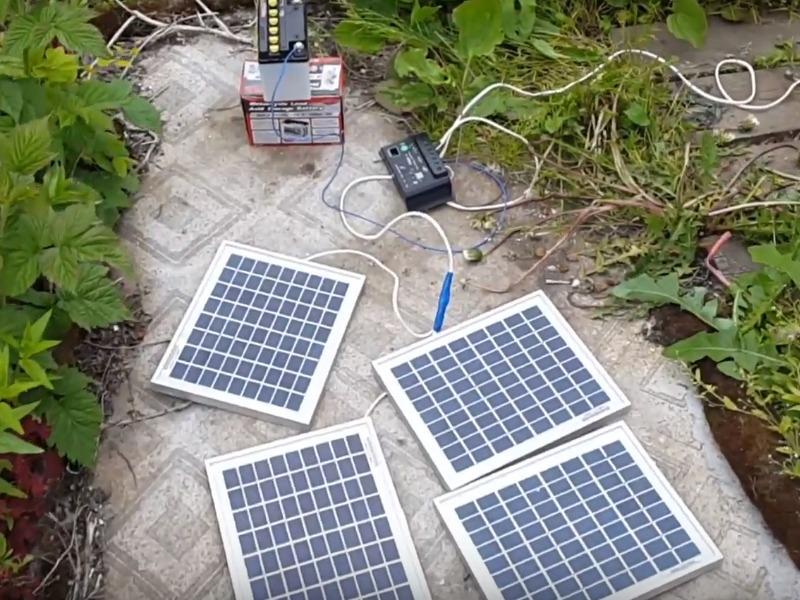 Насос на солнечных батареях: применение, преимущества и недостатки