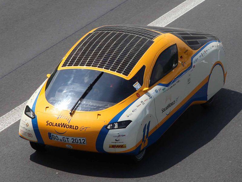 Solar World Gt